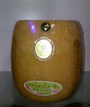 骨灰罐(高級紅玉)