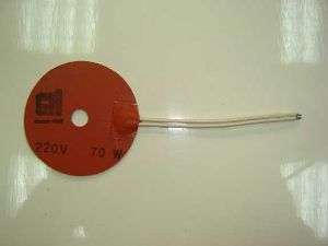 50mm直徑圓形電熱片