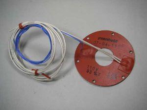半導體機台加熱電熱片