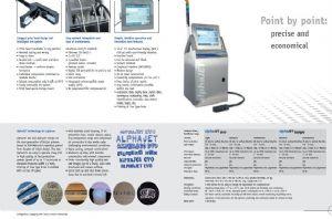 KBA-Metronic噴字機